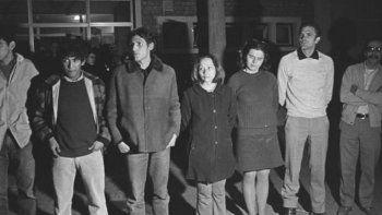 rinden homenaje a las victimas de la masacre de trelew
