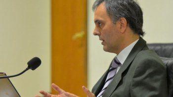El abogado Guillermo Iglesias asumió la defensa de la María del Rosario Alvarez, suspendida preventivamente en el cargo de jueza de Familia.