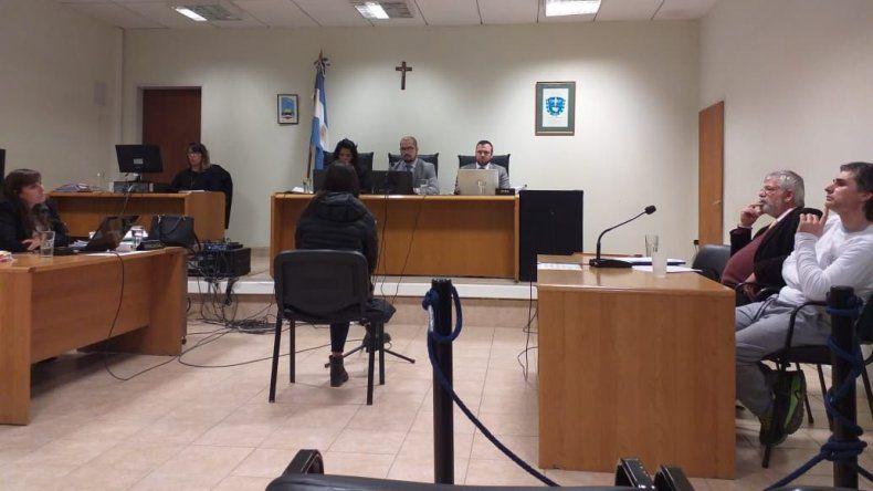 En la primera jornada de juicio contra Gustavo Servera