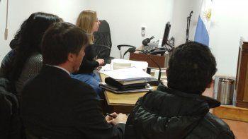 En la audiencia de ayer el juez rechazó la propuesta de suspensión de juicio a prueba que había sido planteada por la defensa del principal imputado.