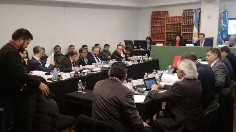 Con la declaración de siete testigos finalizó la primera semana del juicio en la causa Embrujo