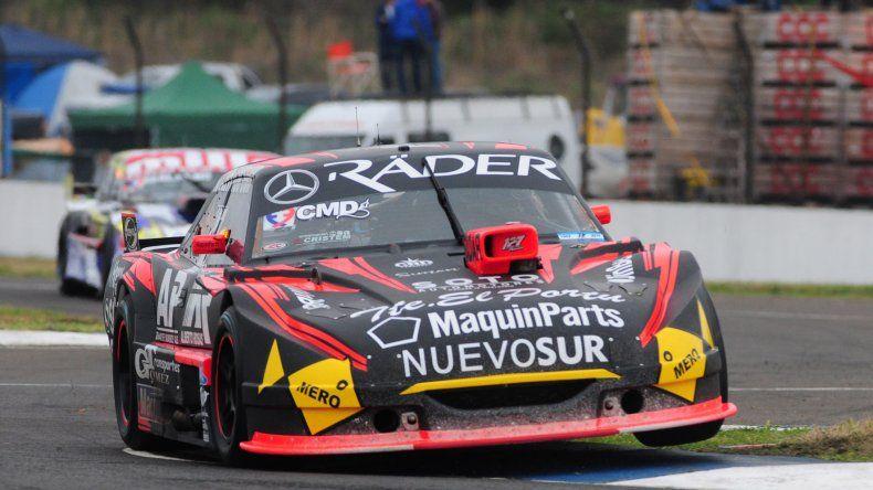 Marcelo Agrelo es el líder del campeonato de TC Pista y ya está clasificado para el playoff que definirá al campeón de la temporada.