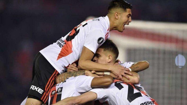 River venció a Cerro Porteño y ya se palpita un nuevo duelo con Boca