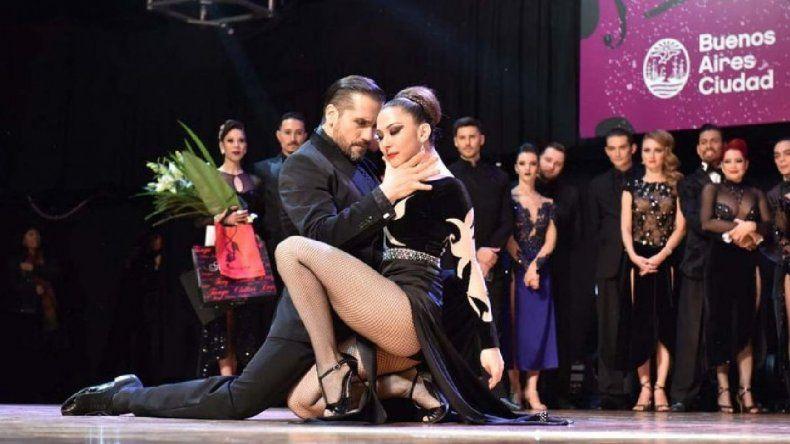 Los mejores bailarines de tango del mundo son patagónicos