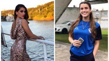 una futbolista compite para ser miss mundo argentina