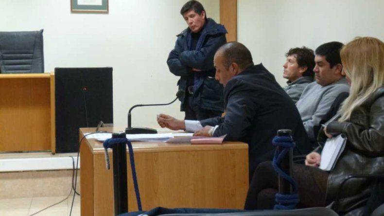 Por unanimidad el tribunal condenó a Nicolás Núñez y Fabián Hernández como autor y partícipe necesarios