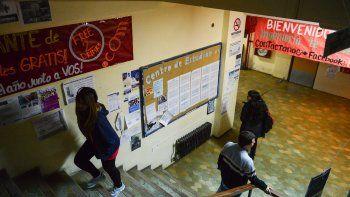 La suspensión del TEG afecta la actividad académica en la Universidad.