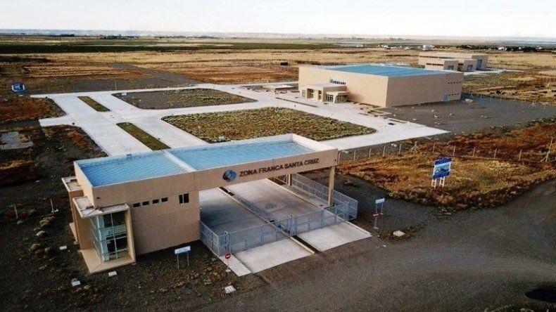 Las ventas de mercadería en el recinto de la Zona Franca de Río Gallegos comenzarían en octubre o noviembre
