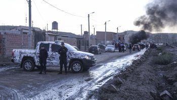 El linchamiento de José Oviedo se produjo durante la pueblada registrada el 25 de marzo por la tarde en la Fracción XIV.