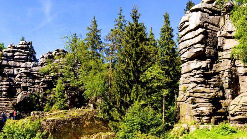Erzgebirge, imperdible para visitar en Alemania