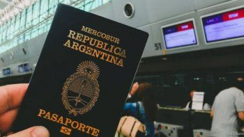 argentinos deberan pagar para ingresar a europa