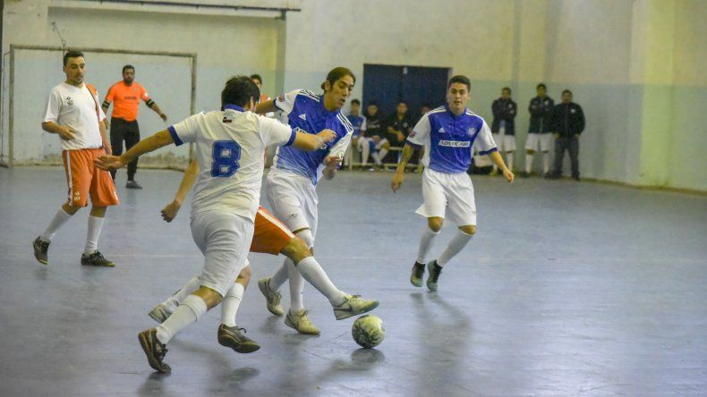 El fútbol de salón oficial tuvo intensa actividad el último fin de semana en Comodoro Rivadavia.