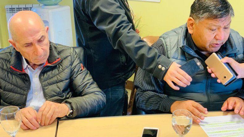 Petroleros insisten con una mesa de diálogo entre docentes y Gobierno