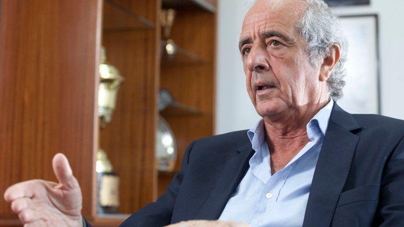 DOnofrio habló de clima tenso en Paraguay