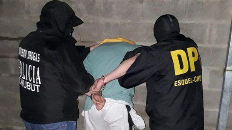La Policía del Chubut recapturó a un peligroso delincuente