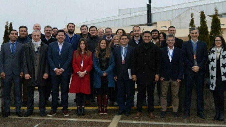 Chubut participó de la XX asamblea  del Consejo Federal de Planificación