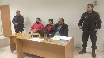 Condenaron a 12 y 14 años de prisión a los imputados por el crimen de Fozziano