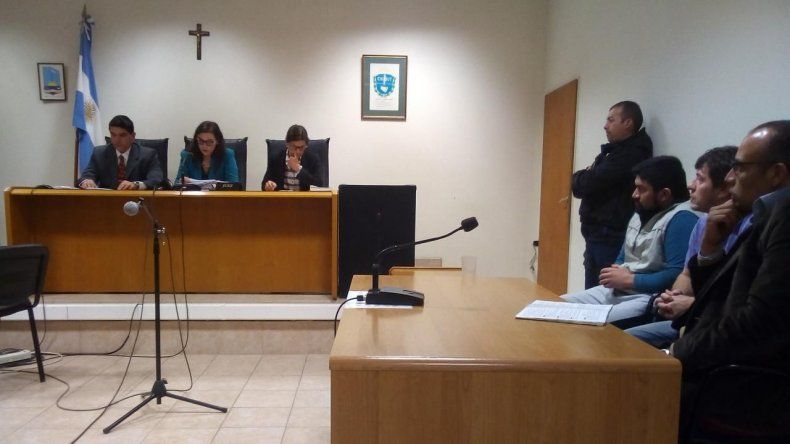 Nicolás Núñez recibió una pena de 14 años y Fabián Hernández 12 años de prisión por el homicidio del pescador