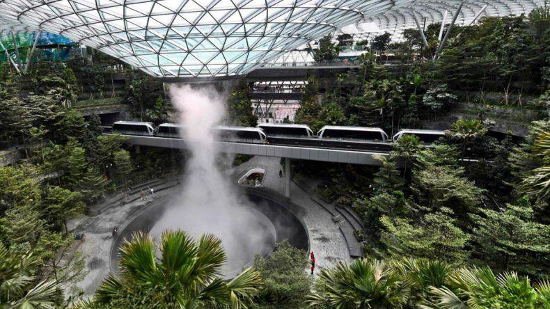 Cinco aeropuertos de lujo para disfrutar del viaje mucho antes del despegue