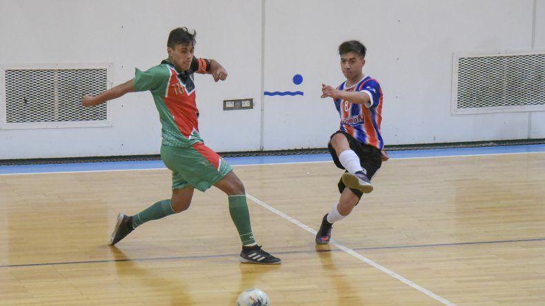 La acción del fútbol de salón continuará hoy en Comodoro Rivadavia.