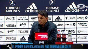 Gallardo habló sobre la situación del país: estoy preocupado