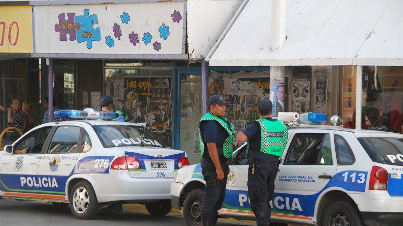Los móviles son cada vez más necesarios ante el incremento del delito en esta ciudad.
