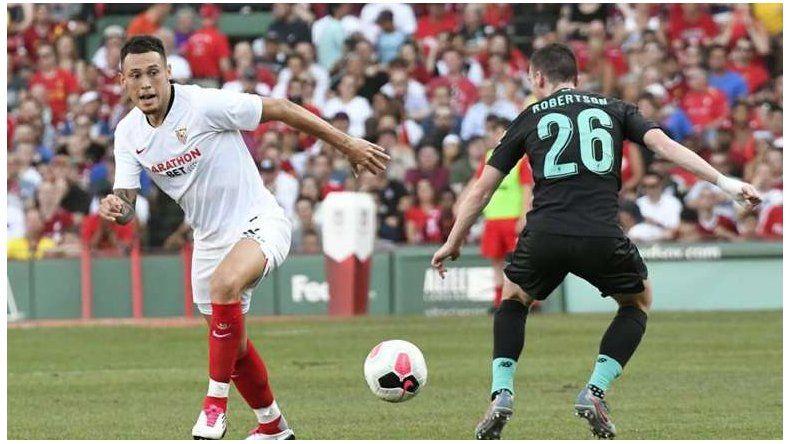Lucas Ocampos se perderá los dos amistosos que la selección argentina de fútbol disputará en Estados Unidos ante Chile y México.
