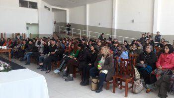 La actividad de concientización comenzó esta semana en Puerto Madryn.