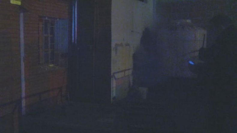 Un hombre murió al incendiarse su vivienda en el barrio Juan XXIII