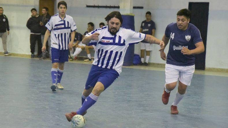 Etap Futsal le gano 7-4 a Qullmes por la categoría B1 del torneo Clausura de futsal.