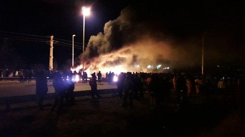 Estatales denunciaron golpes, amenazas y convocan a una marcha