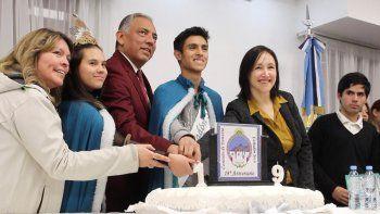 La Comisión de Fomento de Cañadón Seco festejó su 19° Aniversario
