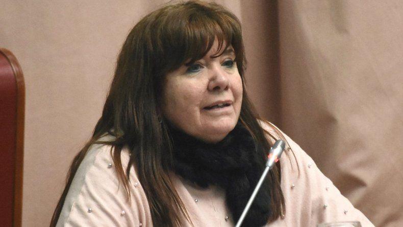 Gabriela Dufour es autora del proyecto de Ley de Emergencia de Servicios Públicos.