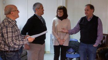 El municipio aportó fondos para el mantenimiento edilicio de las escuelas de la Fundación Padre Corti