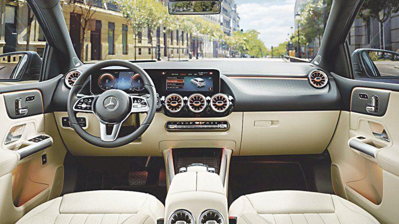 Mercedes-Benz clase b: Superación del familiar premium