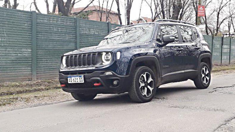 Las 10 claves del Jeep Renegade Trailhawk: Potencia en el off road