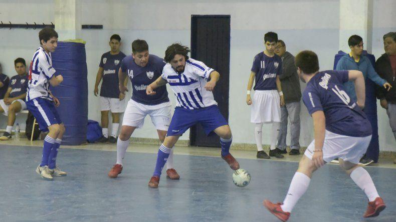 En el gimnasio de la ex ENET 1 se estarán jugando hoy nueve partidos del torneo Clausura de futsal