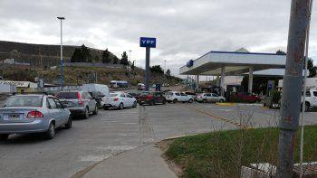 Las estaciones de Chubut vendieron el triple con la psicosis por el combustible