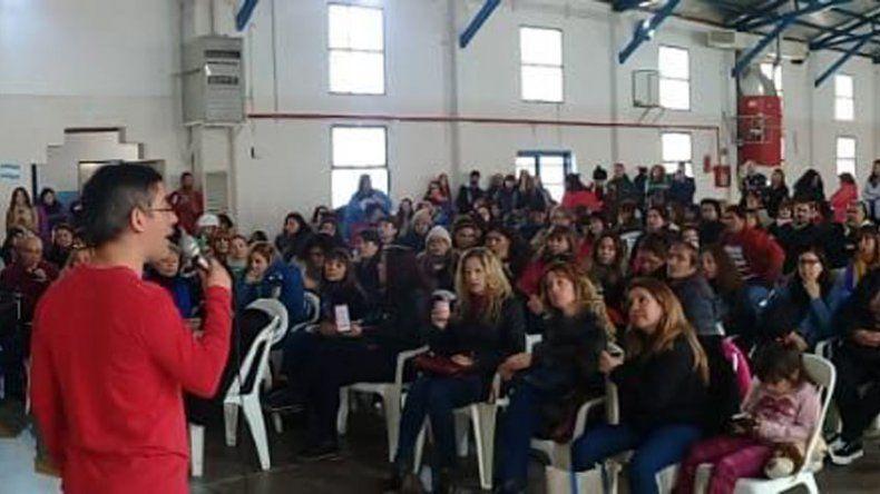 Los docentes decidieron que el miércoles habrá un Escuelazo en Comodoro Rivadavia para conmemorar el Día del Maestro.