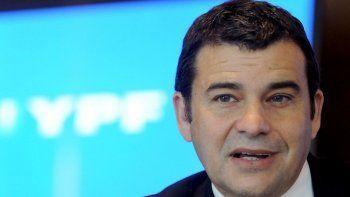 Galuccio considera que Vaca Muerta tomará impulso si gana la fórmula Fernández-Fernández
