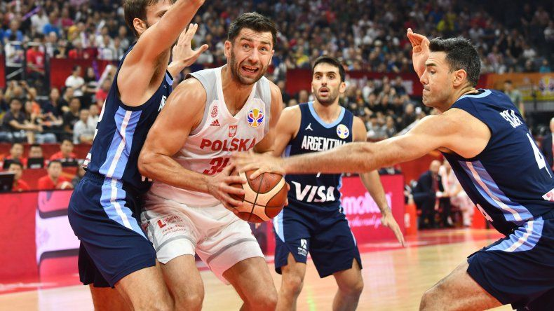 Argentina cerró invicto la fase regular y en cuartos de final jugará con Serbia