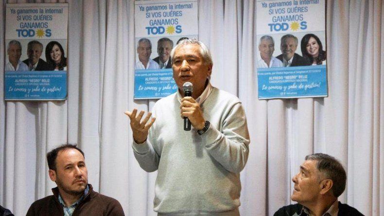 Beliz: Tenemos que sacar adelante a la provincia dentro de un proyecto federal