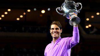 Rafael Nadal campeón del US Open por cuarta vez