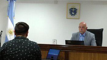 Daniel Pérez es el juez que entiende en la causa en la que se busca condenar por robo agravado a tres sujetos.