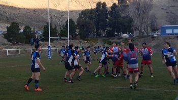 Calafate RC le ganó como local 39-31 a Comodoro RC y se ubica segundo en el torneo Austral de rugby.