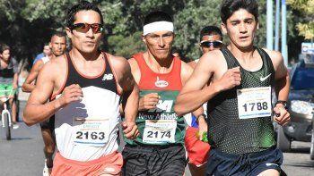 Arbe y Muñoz probarán su resistencia en los 42K de Buenos Aires.