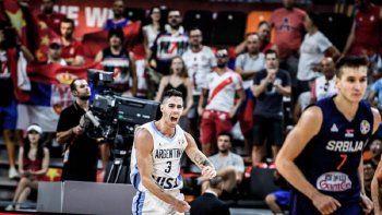 ¿Cuándo juega Argentina la semifinal del Mundial de básquet?