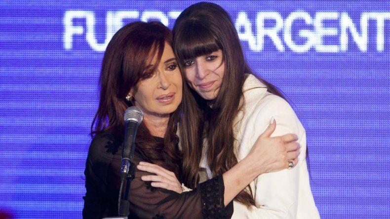 Cristina viajará nuevamente a Cuba para ver a su hija Florencia