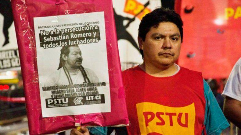 Daniel Ruiz comenzó una huelga de hambre