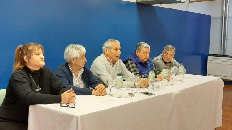 Fuerte respaldo de entidades gremiales a la fórmula Fernández – Fernández